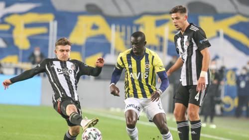 Fenerbahçe Beşiktaş Rıdvan Yılmaz Papiss Cisse Francisco Montero