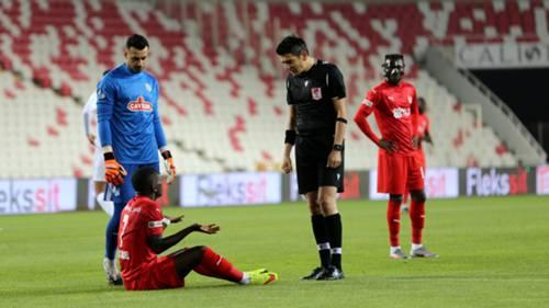 Sivasspor Yaşar Kemal Uğurlu