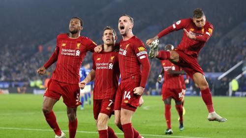 Liverpool gol sevinc