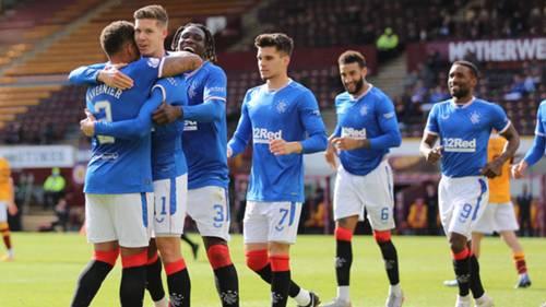 Rangers Eylül 2020