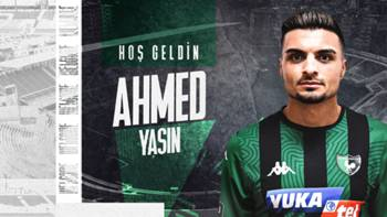 Ahmed Yasin Denizlispor