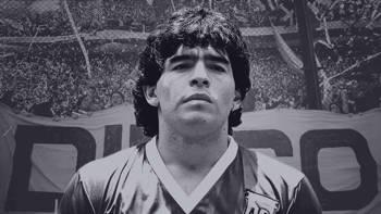 Diego Maradona GFX 11252020