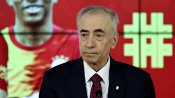 Mustafa Cengiz Galatasaray 8 Şubat 2021