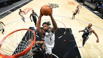 DeAndre Jordan Brooklyn Nets Los Angeles Clippers NBA 22 Şubat 2021