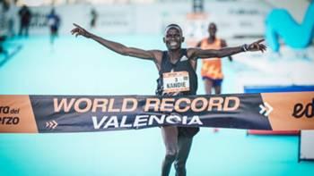 Kibiwott Kandie Maraton