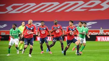Lille - St. Etienne 16 Mayıs 2021