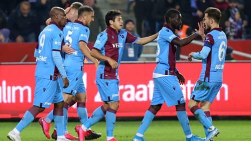 Trabzonspor Gol Sevinci 02042020