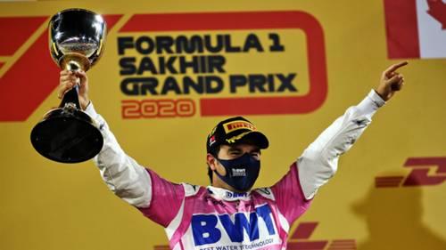 Sergio Perez F1 Formula 1