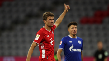 Thomas Müller Bayern Münih Schalke