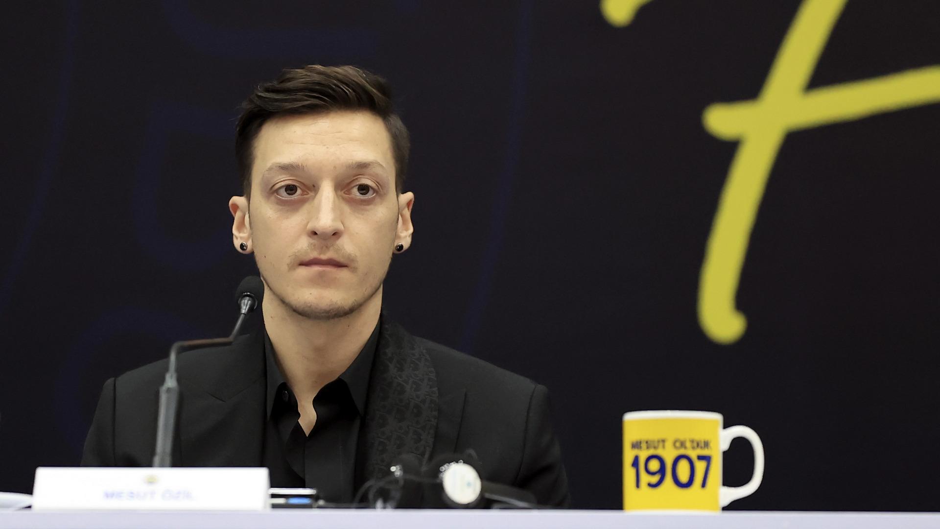 Mesut Özil Fenerbahçe 27Ocak2021