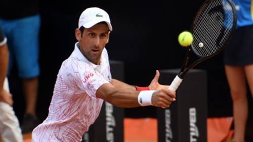 Novak Djokovic Roma Açık 2020