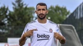 Mehmet Topal Beşiktaş 24 Temmuz 2021