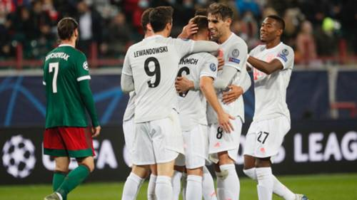 Lokomotiv Moskova Bayern Munih