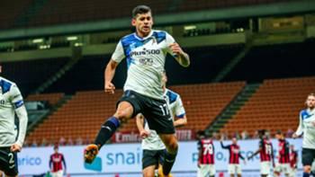 Cristian Romero Atalanta Milan 23 Ocak 2021