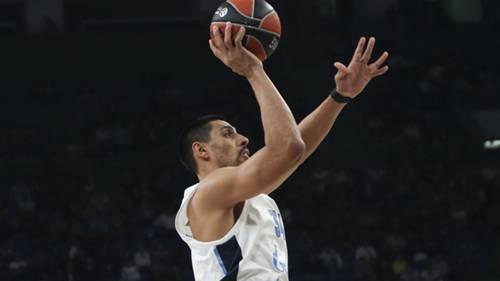 Gustavo Ayon Zenit basketbol Euroleague