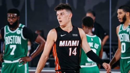 Tyler Herro Miami Heat 24092020