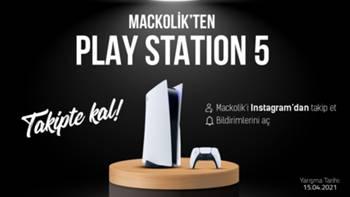 Mackolik PS5 Hediye