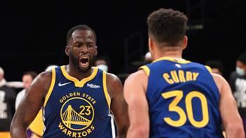 Green Curry Golden State Warriors NBA GSW 19 Ocak 2021