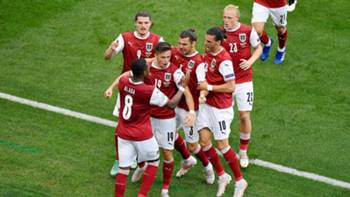 Avusturya Gol Sevinci EURO 2020