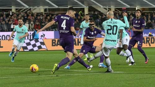 Fiorentina v Inter 12152019