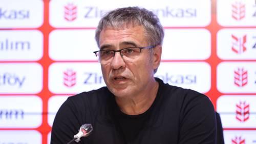 Ersun Yanal Antalyaspor 17 Mayıs 2021