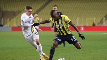 Enner Valencia Fenerbahçe Ankaragücü 2020-21