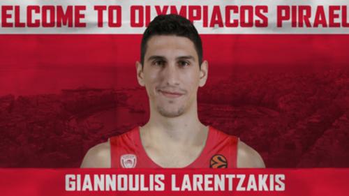 Giannoulis Larentzakis
