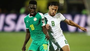 Senegal Algeria