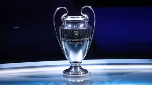 Sampiyonlar Ligi kupası