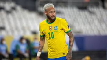Neymar Brezilya Copa America 2021 18 Haziran 2021