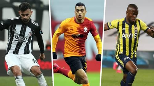 Ghezzal Mohamed Valencia Beşiktaş Galatasaray Fenerbahçe kolaj