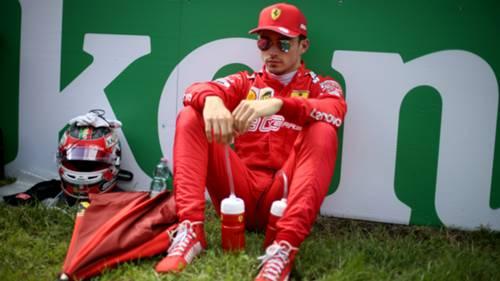 Charles Leclerc Monza GP Formula 1 09082019