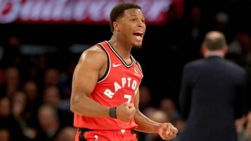 Kyle Lowry Toronto Raptors 2019-20