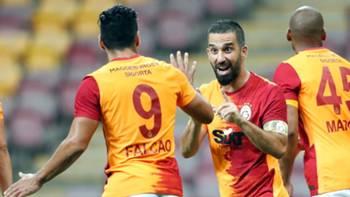 Falcao Arda Galatasaray 13092020