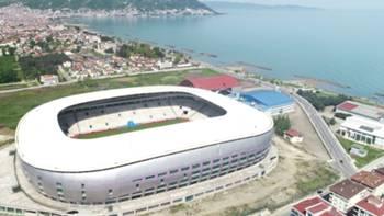 Yeni Ordu Stadı 16 Ocak 2021