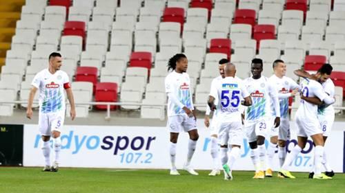 Çaykur Rizespor Gol Sevinci 10272020