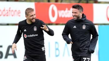 Caner Erkin Gokhan Gonul Besiktas 2019
