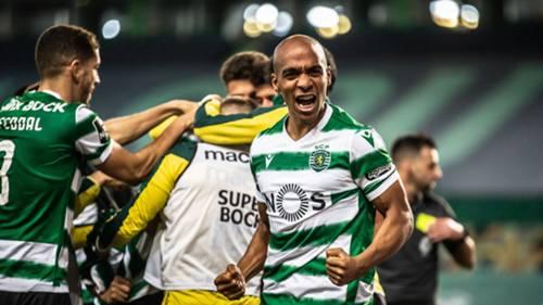 Joao Mario Sporting 2020-21