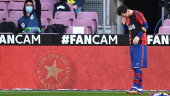 Messi Barcelona Osasuna Maradona