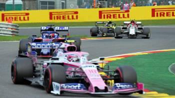 Formula 1 Belçika 2019