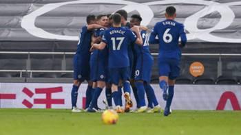 Chelsea Gol Sevinci 4 Şubat 2021