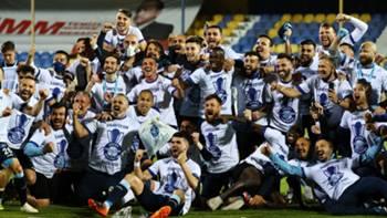 Adana Demirspor Sevinç 9 Mayıs 2021