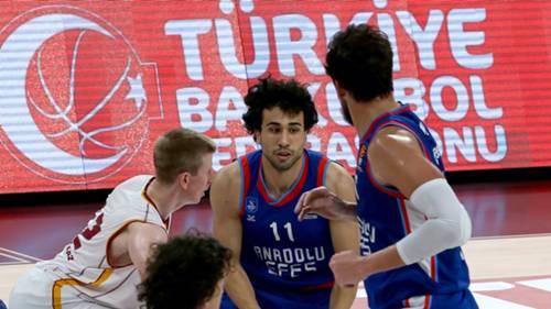 Anadolu Efes Galatasaray Eylül 2020