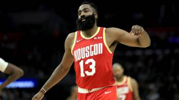 James Harden Houston Rockets Los Angeles Clippers 23112019