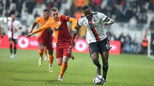 Cyle Larin Beşiktaş Galatasaray Cicaldau 25 Ekim 2021
