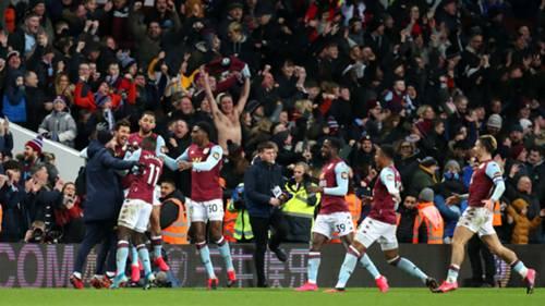Aston Villa v Leicester 01282020