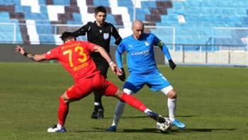 Aatıf Chahechouhe BB Erzurumspor Kayserispor 7 Şubat 2021