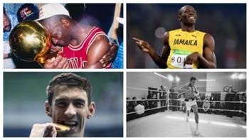 Jordan Bolt Phelps Ali