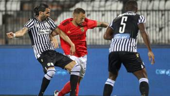 PAOK Benfica 09162020
