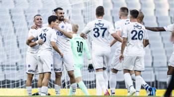 Fenerbahçe gol sevinci 31 Temmuz 2021